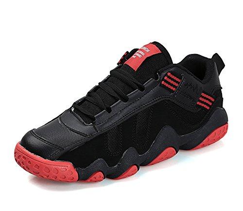 アブセイ証明電子レンジSufoen ランニングシューズ メンズ 運動靴 スポーツ スニーカー ジョギングシューズ フィットネスシューズ ヒップホップ ストリート系