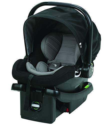 Baby Jogger City Go Infant Car Seat – Black/Gray