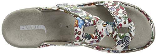 multi Donna Multicolore Korsika Jenny 54 2257268 Ciabatte gqXxfa