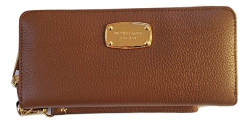 Michael Kors Jet Set Item Luggage Travel Continental Leather by Michael Kors
