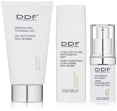 DDF Anti-Aging Sensitive 3 Piece Youthful Tranquility Kit