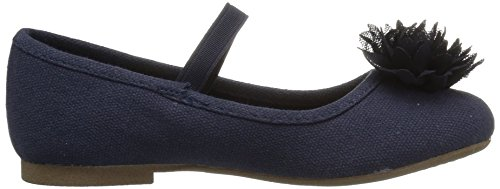 The Children's Place Girls' E TG Uni Kayla Uniform Dress Shoe, Navy, TDDLR 5 Toddler US Toddler by The Children's Place (Image #6)