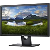 Dell 21.5 inch (54.6 cm) LED Backlit Computer Monitor - Full HD, TN Panel with VGA, HDMI Ports - E2218HN (Black)