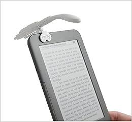 Really Tiny Booklight Gray E Reader Adapter