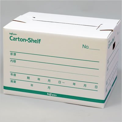 文書保存箱 20箱入り A3B4 取手付き エコノミータイプ 書類保存箱 豊栄産業の帳票保存箱 B00C9WAWOQ