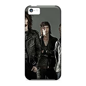 MMZ DIY PHONE CASEiphone 6 plus 5.5 inch RBj10082KaKl Unique Design Attractive Bon Jovi Series Shock Absorbent Cell-phone Hard Covers -JacquieWasylnuk