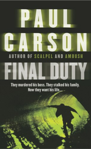book cover of Final Duty