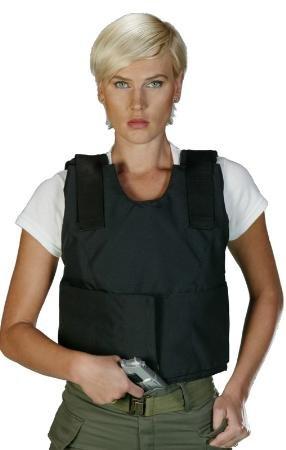 Body Armor Lightweight BulletProof Vest Women Female VIP