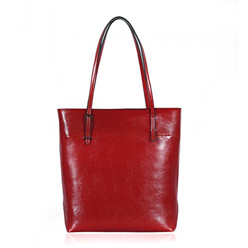 Tote Quality Red Jieway PULeather Fashion Bags Hot Sale Bags Handbag Shoulder Women's High New z5Ow5Hq