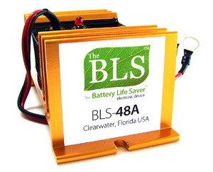 Battery Life Saver BLS-48A 48v Battery System Desulfator Rejuvenator