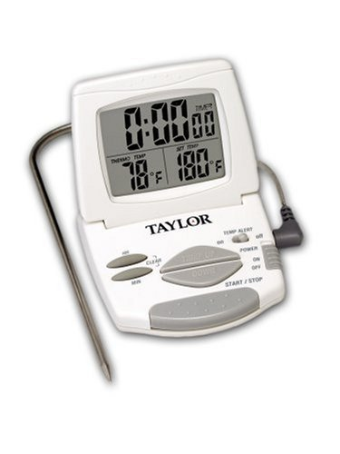 THERMOMETER OVEN DIGITAL (Pkg of 10)