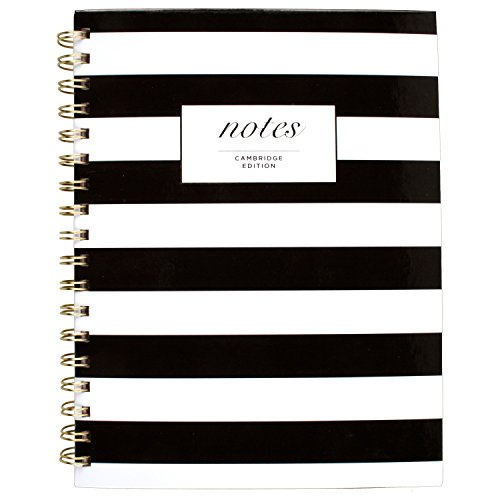 (Cambridge Business Notebook, Hardcover, 80 Sheets, 9-1/2 x 7
