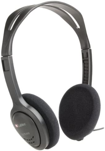 Labtec Elite 810 Wide Band Headphones Discontinued by Manufacturer