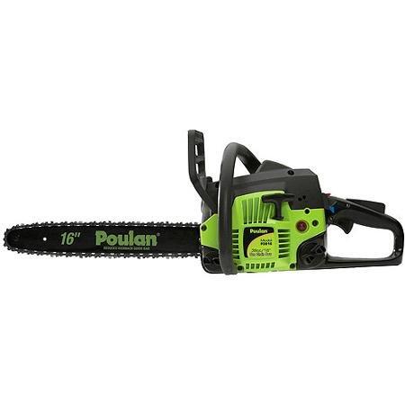 """Poulan Pro 967187901 3816 16"""" Gas-Powered Chain Saw"""