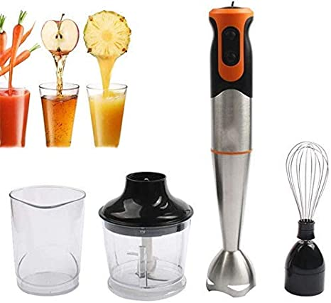 Details about  /4-in-1 300W 220V Electric Handheld Blender Stick Mixer Juice Meat Stirrer