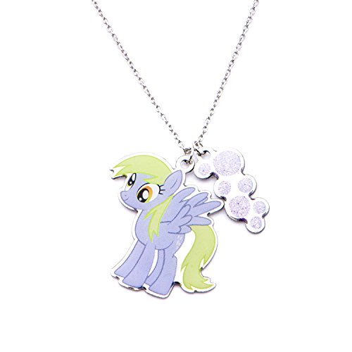 LITTLE STAINLESS STEEL PENDANT NECKLACE product image