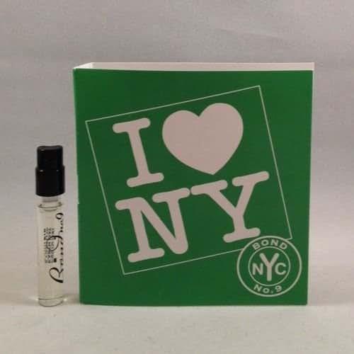 Bond No. 9 I Love New York Ny for Earth Day EDP 0.057 Oz/1.7 Ml Spray Vial Sample