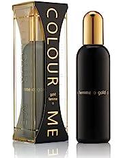 Colour Me Gold Femme EDP for Women, Eau de Parfum, 100 ml