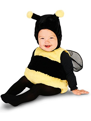 Bumble Bee Costume Toddler (Bumble Bee Toddler Dress Up Costume 2-4T)