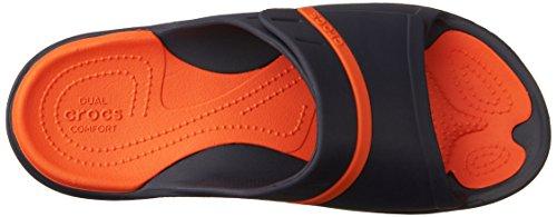 Sport Modi U Slide Da Piscina Unisex E Spiaggia Adulto Scarpe Navy Crocs w5ASxZw