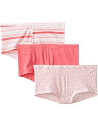 2d50214d4563 Women's Comfortsoft Cotton Stretch Boy Brief (Pack of 3)(assorted colors)