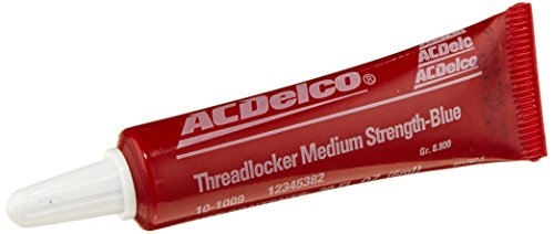 ACDelco 10-1009 Blue Medium Strength Thread Locker - 6 mL