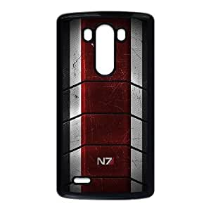 Mass Effect LG G3 Cell Phone Case Black 05Go-376844