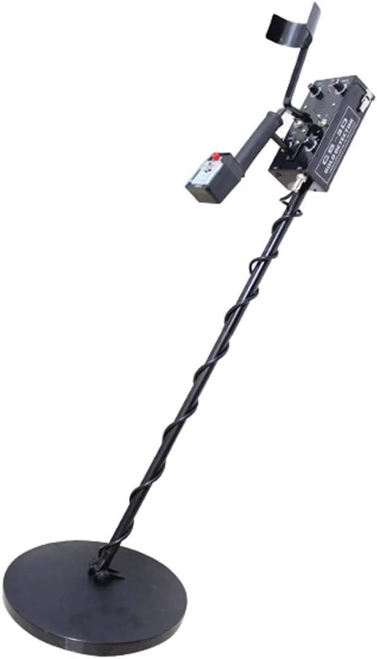 Detector de Metales - 465KHZ, 1W 5.5m Profundidad de detección de Todo Terreno Buscador de Tesoros Modo de reconocimiento con Bobina de búsqueda Sensible para Profesionales Principiantes: Amazon.es: Hogar