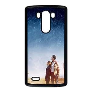LG G3 Cell Phone Case Black Interstellar 2 SUX_085461