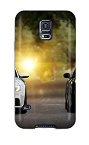 LJF phone case Case Cover Nissan Gt-r 4534656/ Fashionable Case For Galaxy S5
