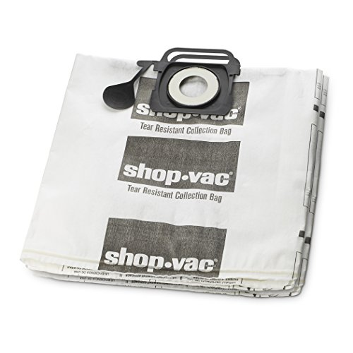 10 gallon shop vac bags - 7