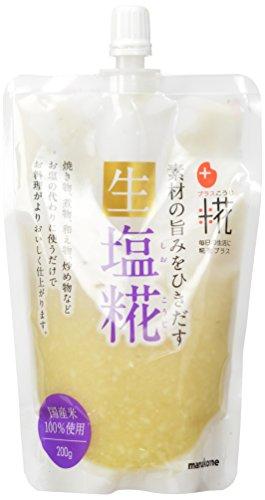 Marukome Nama Shio Koji, 7.05 Ounce