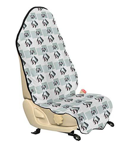 panda bear seat covers - 6