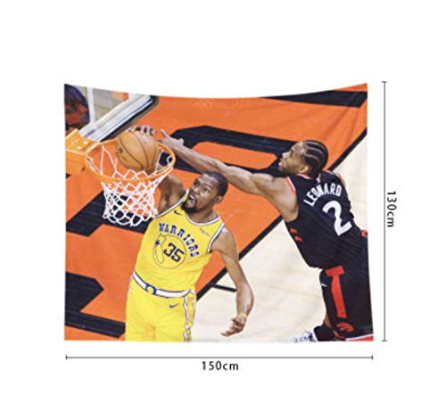 Sonwaohand NBA Tapestry Hanging Wall Baloncesto Estrella Manta ...