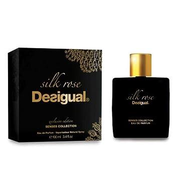 Senses Rose Desigual Edition De Silk Parfum Collection Eau Exclusive AxdwdqfRCg
