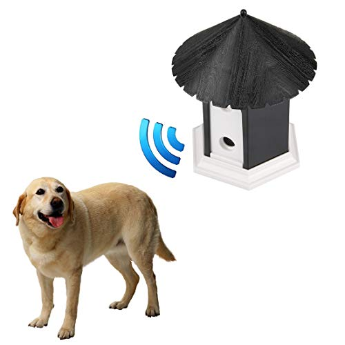 VAXT Lead Removed Pet Dog Outdoor Bark Control Training House by VAXT (Image #8)