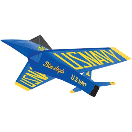 3D Blue Angel SV, 46'' x 35'' x 14'' by Gayla Industries