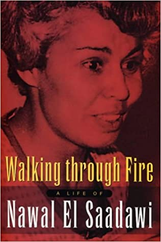 Cover art for walking through the fire