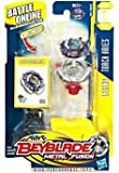 Beyblade, Metal Fusion Battle Top, Legend Torch Aries #BB13 (125D)