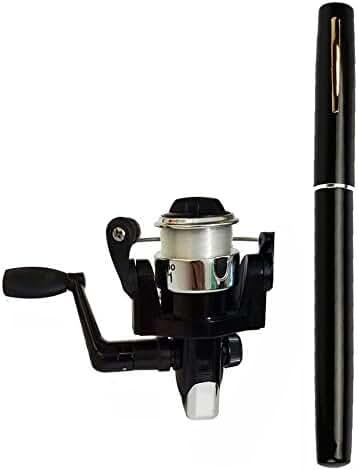 Pen Fishing Rods&Reel Comb Spinning Reel