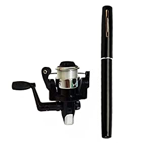 Pen Fishing Rods&Reel Comb Spinning Reel