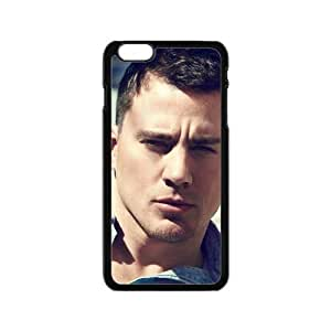 Happy Channing Tatum Cell Phone Case for Iphone 6
