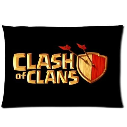 Chetery Popular Logo Clash Of Clans Printed Best Gifts ...