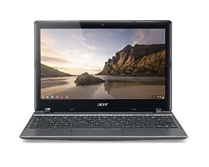 Acer C710-2833 11.6-Inch Chromebook - Iron Gray (16GB SSD)