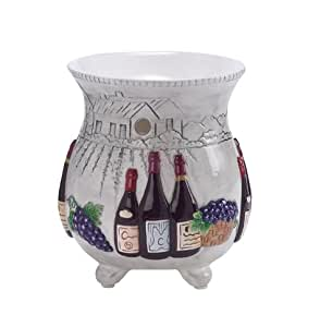 Napa Vineyard Ceramic Tart Warmer