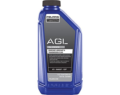 Polaris Premium Synthetic AGL Plus Gear Lube 32 oz / 946 ml