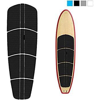 c491b73810 Amazon.com: Punt Surf Paddle Board SUP Traction Pad with 3M Adhesive ...
