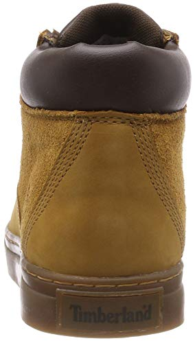 Wheat Nubuck Beige Homme 231 Timberland Dauset Bottes Chukka R11nBW
