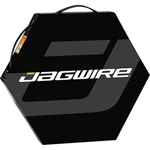 Jagwire 4mm Derailleur Housing w/ L3 Liner, Black, Box/50M by Jagwire