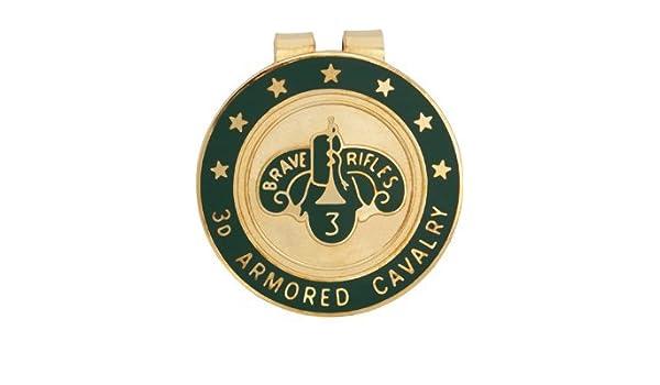 U.S Army 3rd Armored Cavalry Regiment ACR Money Clip
